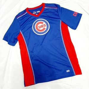 NWOT TX3 COOL CHICAGO CUBS SHIRT SIZE M